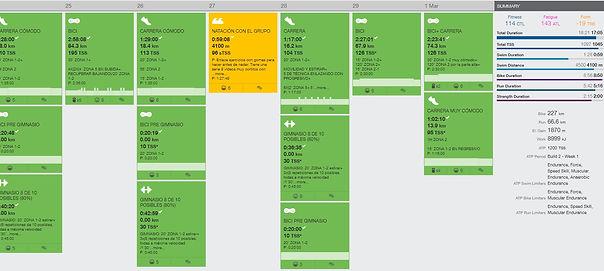 planificación anual trainingpeaks y wko5
