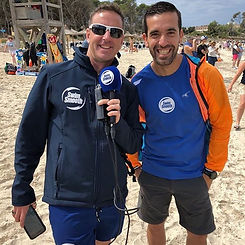 Entrevista en vivo y en directo para Swim Smooth con Paul Newsome