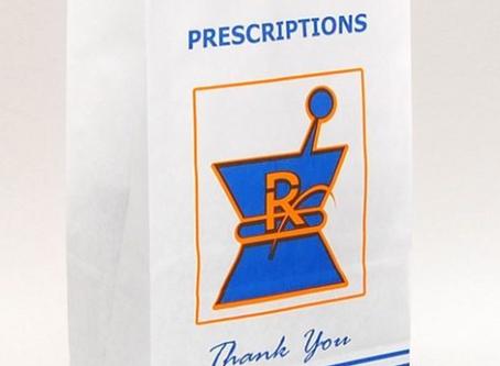 Avoid medication errors: Check the prescription bag BEFORE you leave the pharmacy!