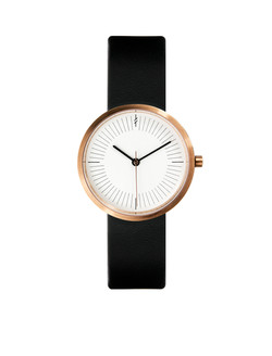 Regal Black ladies watch