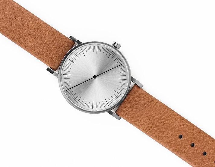 นาฬิกาข้อมือ design watch , leather strap ,one hand watch , design watch , rose gold watch ,one hand watch ,simpl watches , นาฬิกา simpl , watch store ,modern watch , minimal watches, classic watch
