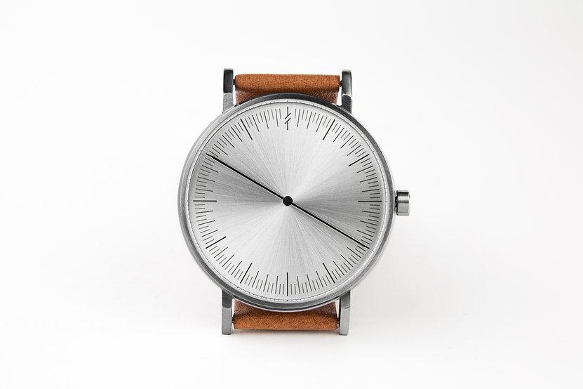 design watch , leather strap ,one hand watch , design watch , rose gold watch ,one hand watch ,simpl watches , นาฬิกา simpl , watch store ,modern watch , minimal watches, classic watch