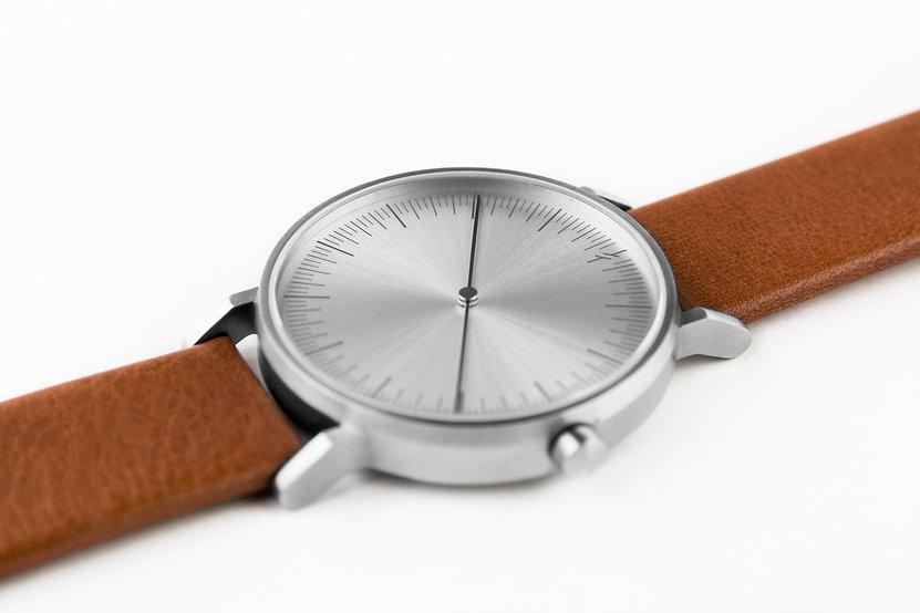 นาฬิกาข้อมือ,watch ,minimal watch , simpl watch ,one hand watch , design watch