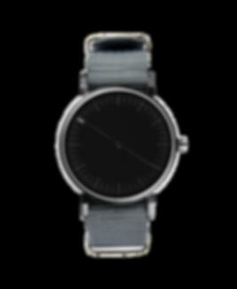 watches ,minimal watch , simpl watch ,one hand watch , modern watch ,nato strap , grey watch