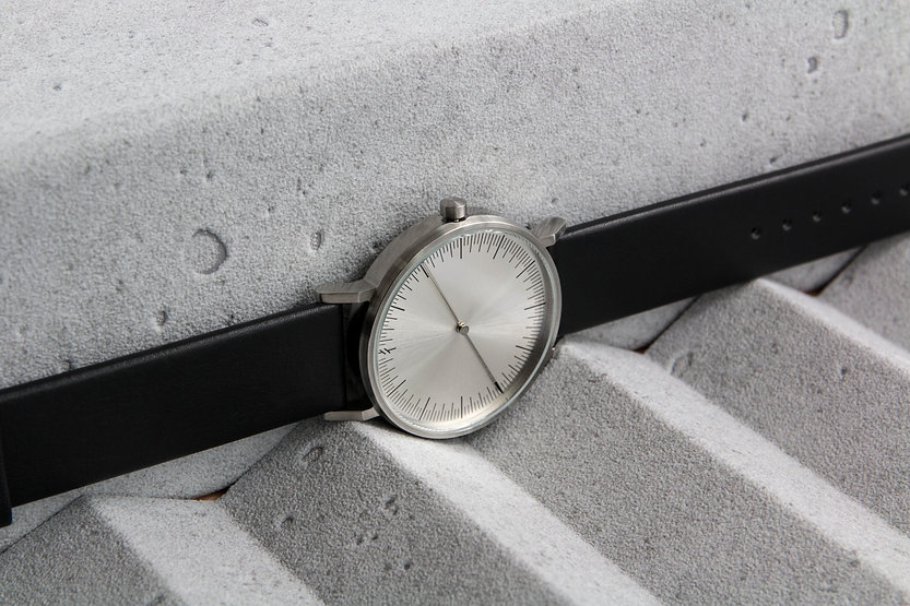 silver watch, classic watch, simple watch,one hand watches