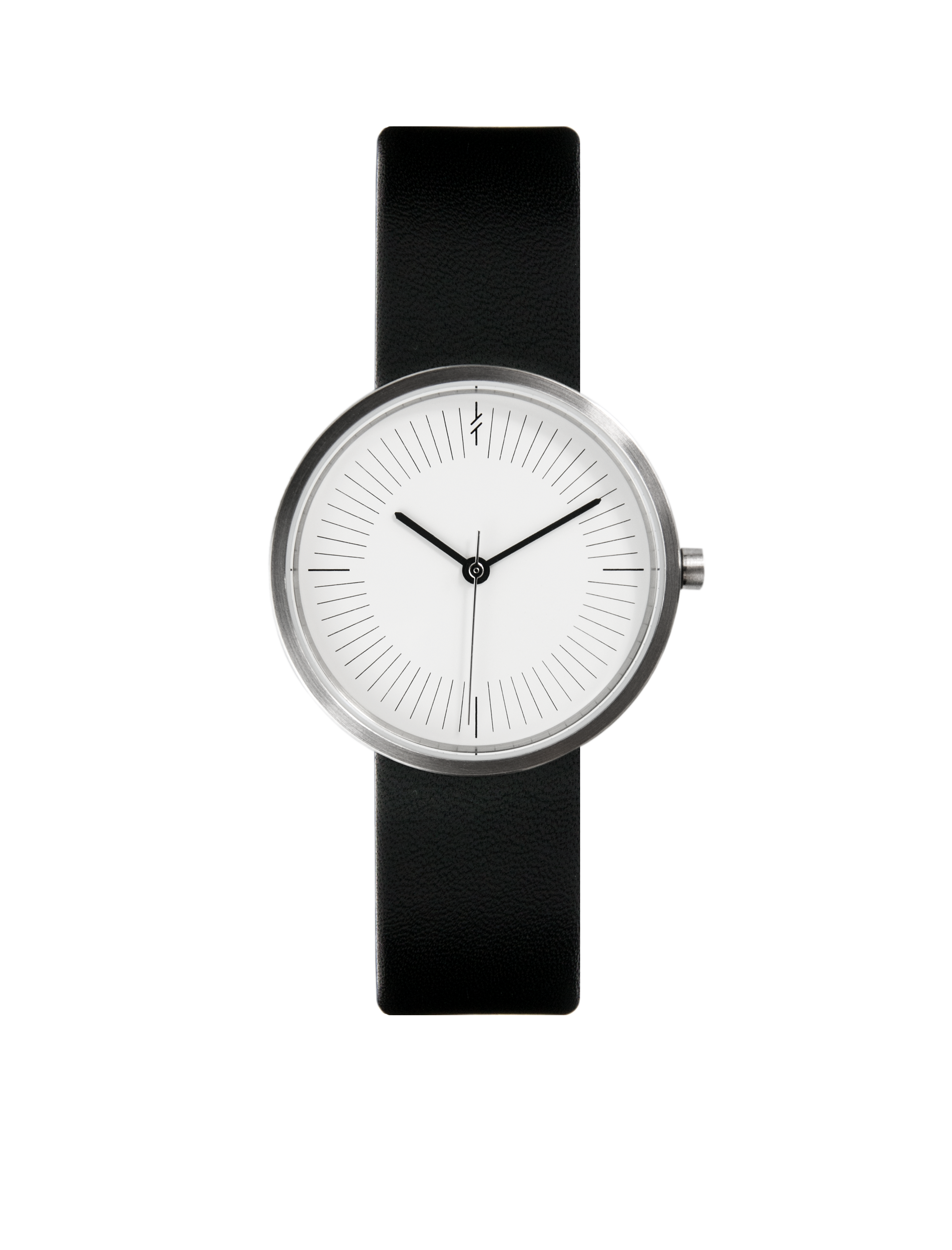 Classic Black ladies watch
