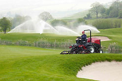 Golf Equipment and Irrigation