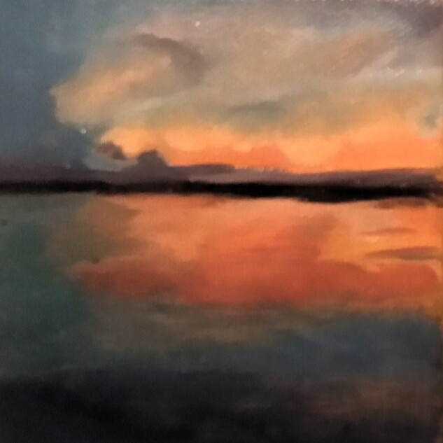 Cape Sunset Study