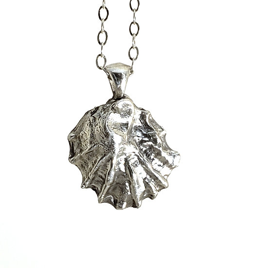 Oyster Necklace