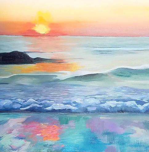 South Cape Sunset