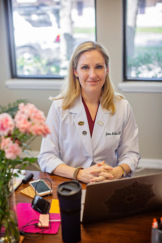 Joanna McGetrick, MD Dermatologist