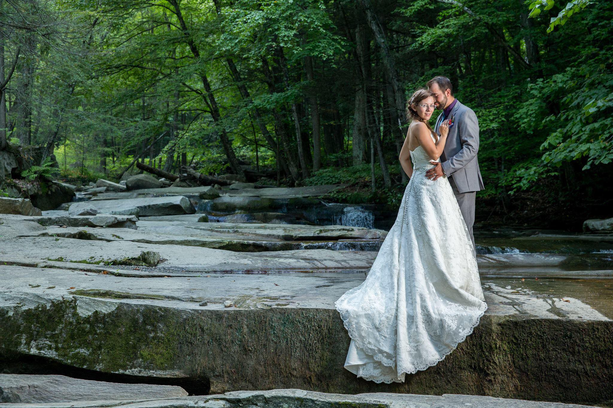 Erin & Zach - Courtesy of Four Wings Photography