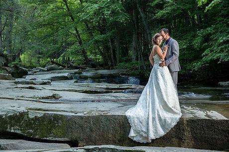 bridal waterfall