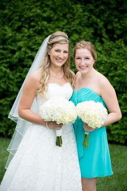 Lisa & MoH Carolyn - Courtesy of Keri Lynn Photography