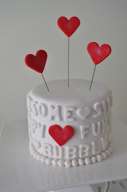 Tanya's Cake
