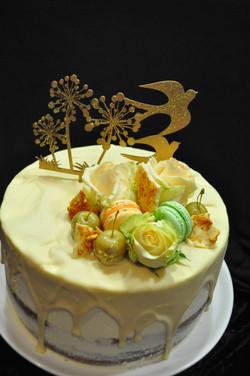 Glam Birthday Cake
