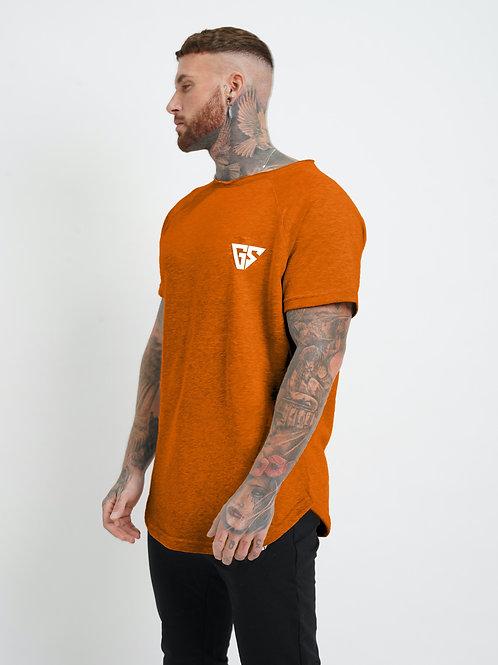 Legacy Tee - Orange