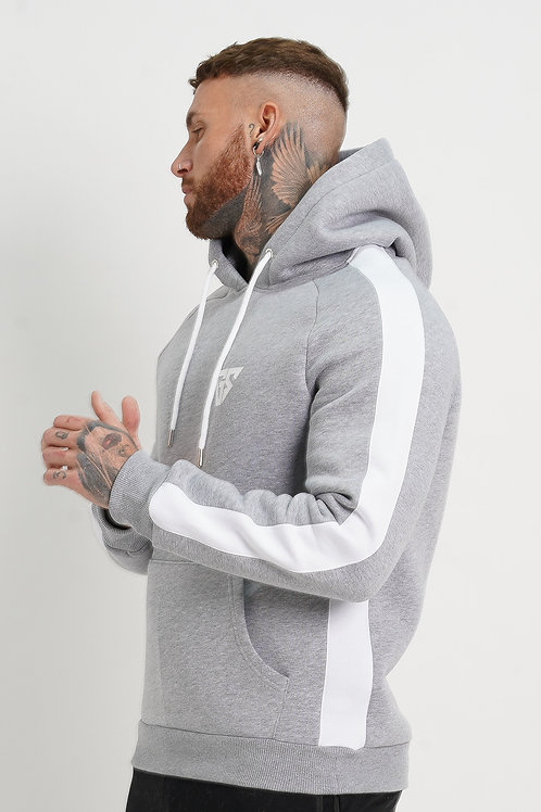 Legacy Hoodie - Light Grey