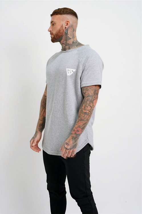 Legacy Tee - Light Grey