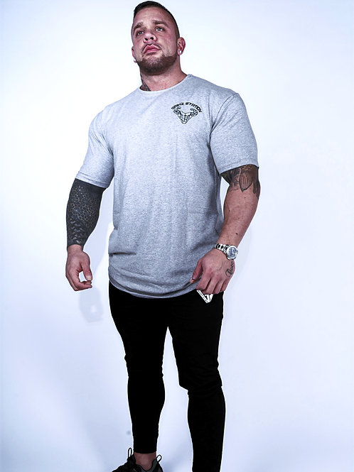 Stretch Fit T-Shirt - Grey