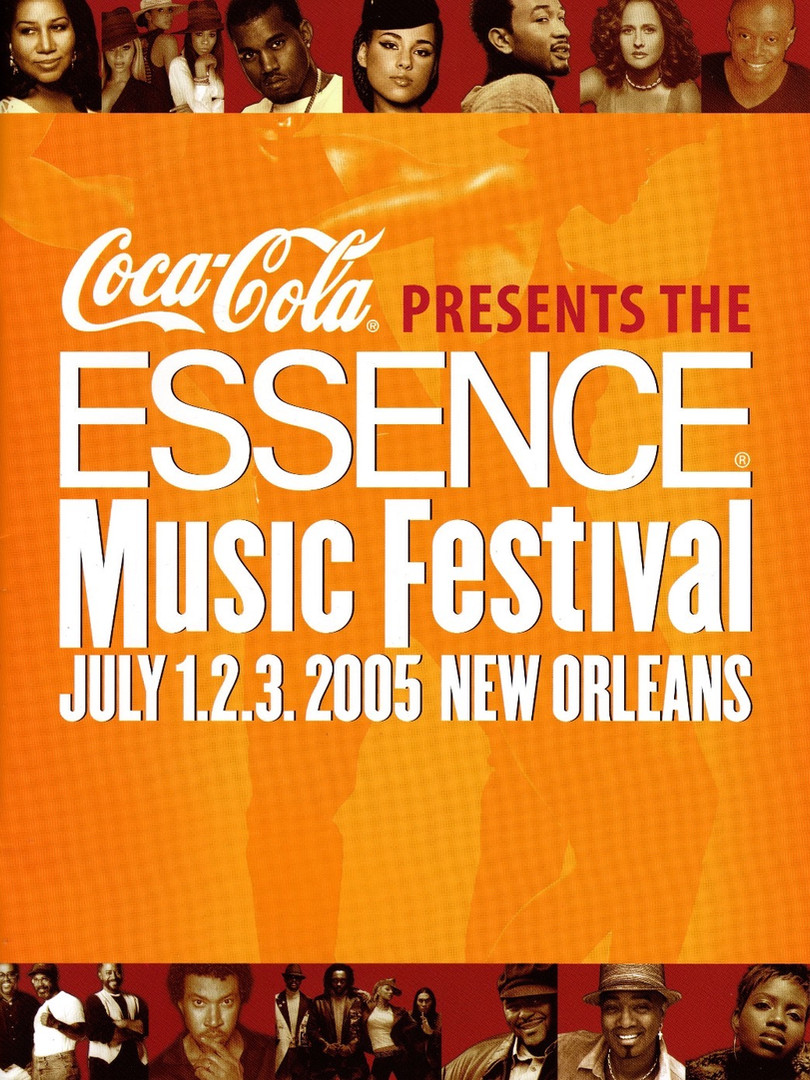 Essence Festival Program Book