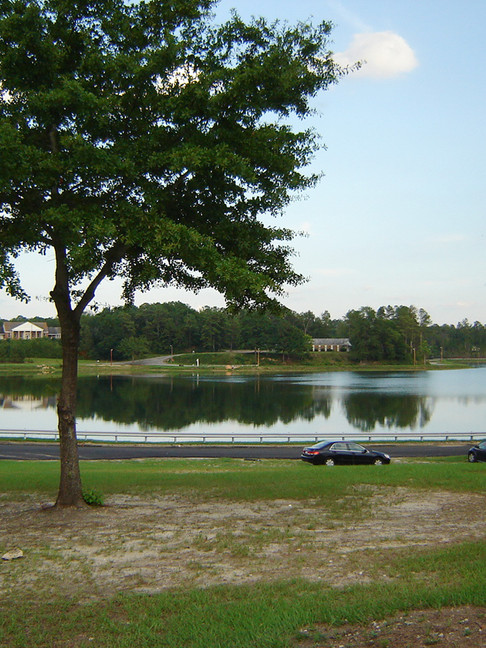 Lake Tuskegee