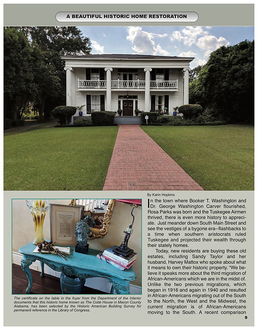 Historic Home Restoration Pg. 11,12,13.j