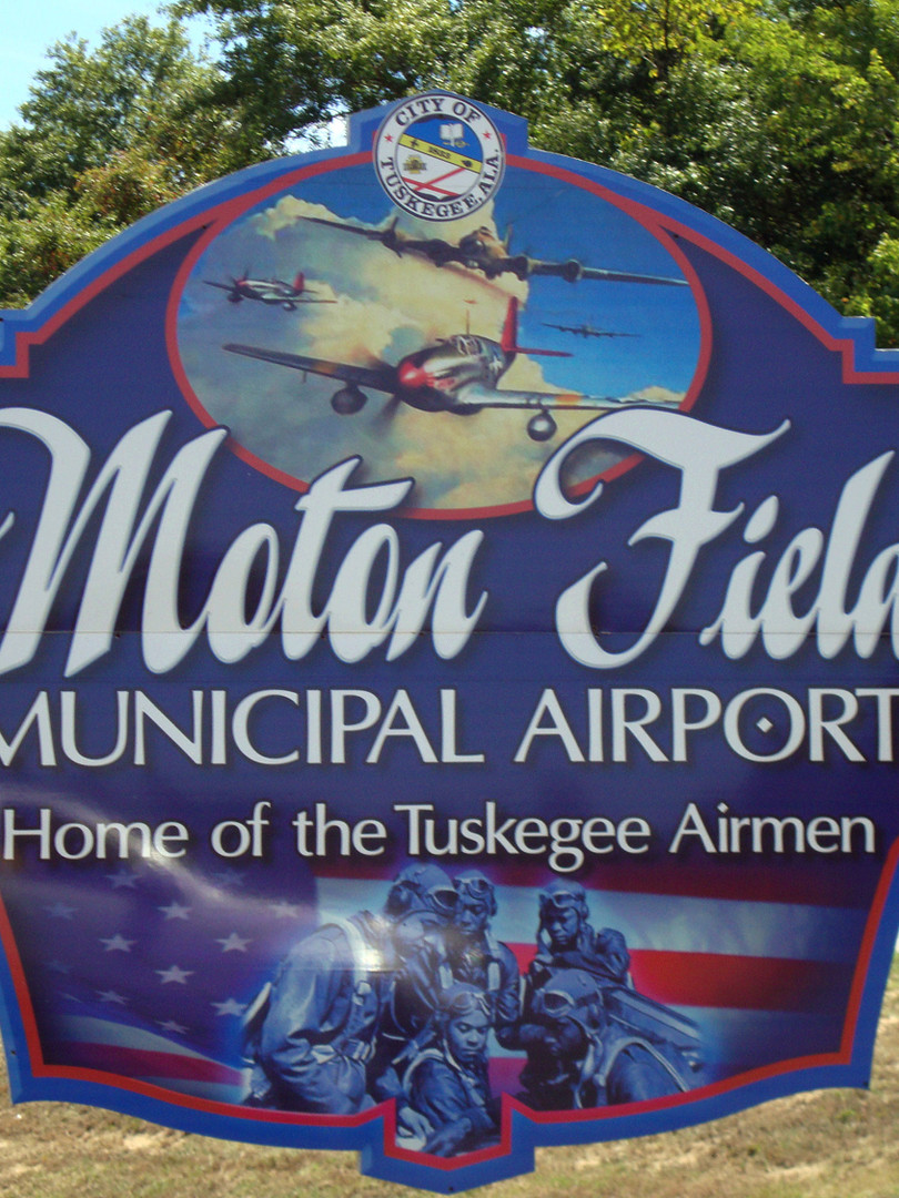 Moton Field Airport