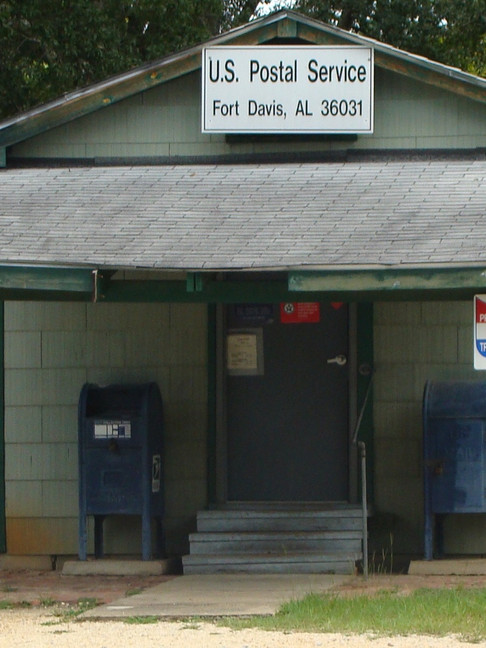 Ft. Davis Post Office