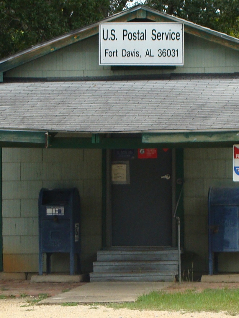 Ft. Davis Post Office