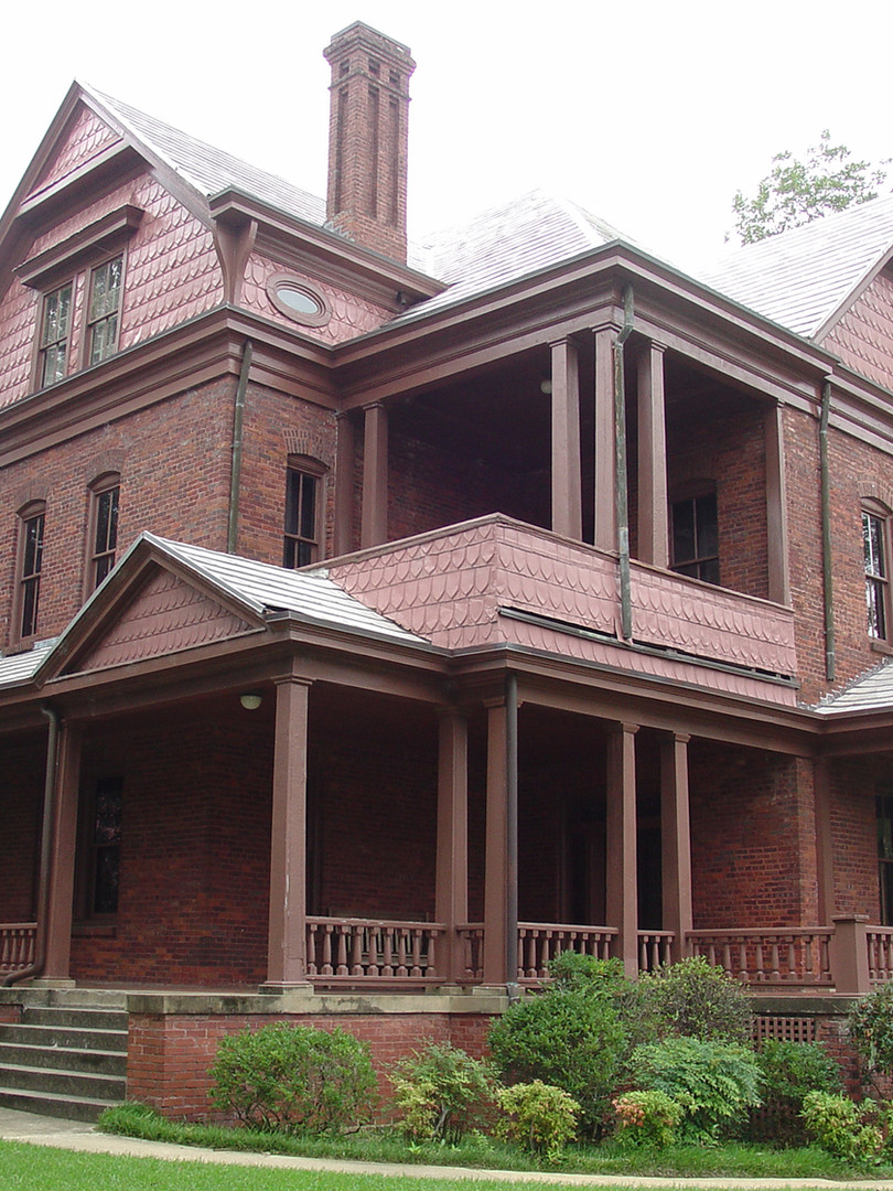 Booker T. Washington Family Home