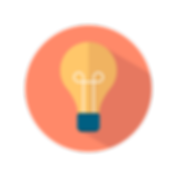 Icon image of lightbulb that stands for Information Technology