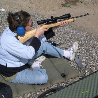 Female Shooter