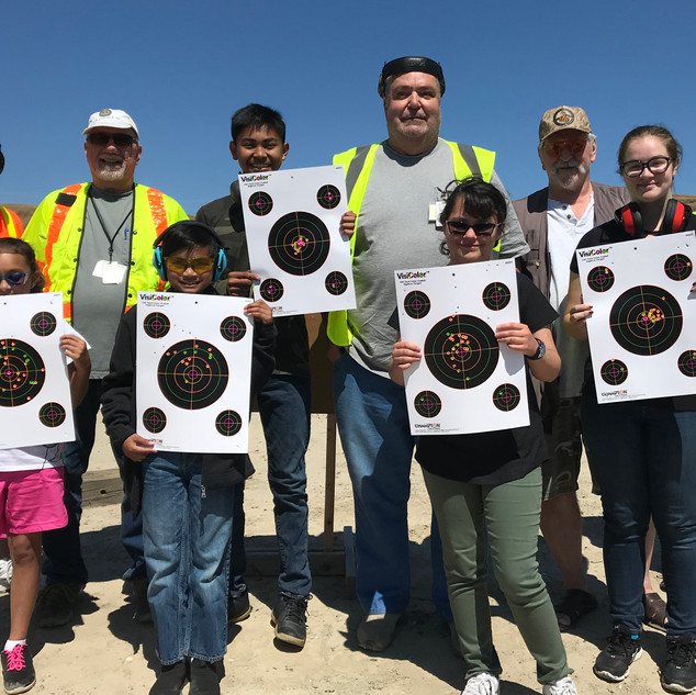 Youths with Targets
