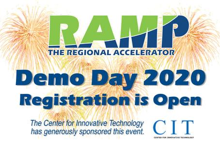 RAMP Demo Day 2020