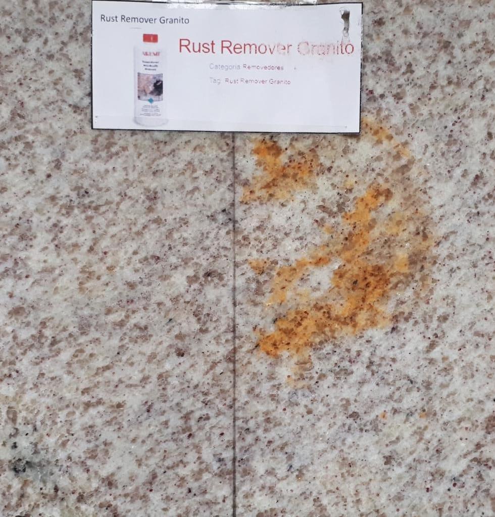 Rust Remover Granito - Amostra Akemi