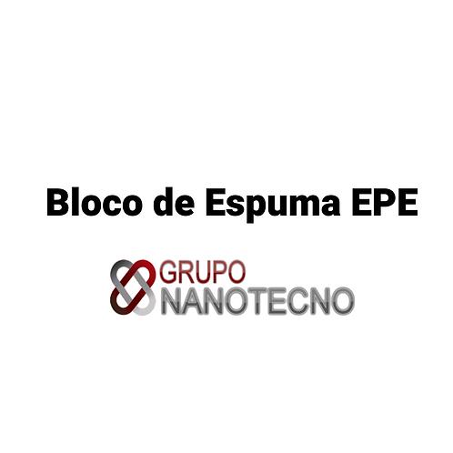 BLOCO DE ESPUMA EPE