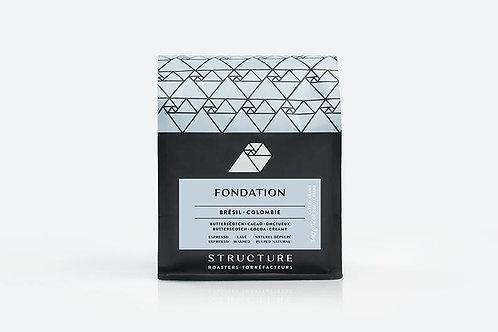 Café Structure FONDATION (320g)