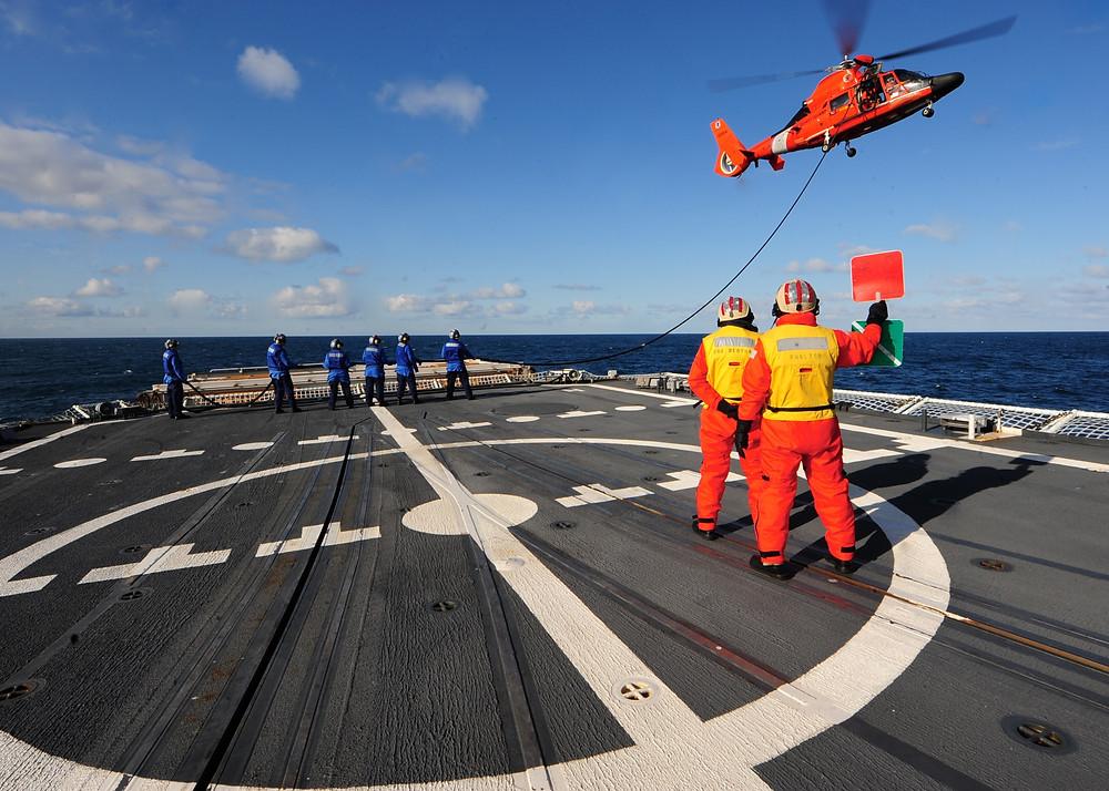 Image credit: US Coast Guard
