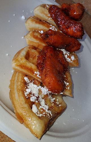 Sweet lovin' chicken & waffles
