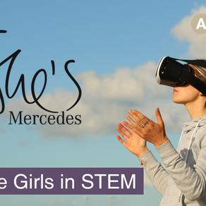 AFA i She's Mercedes: Više žena u nauci i tehnologiji