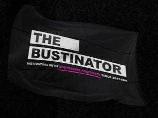 THE BUSTINATOR