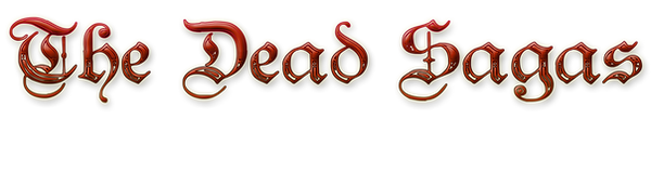 The Dead Sagas series Logo