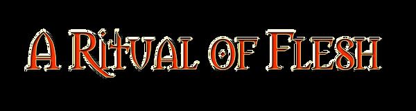 A Ritual of Flesh Logo