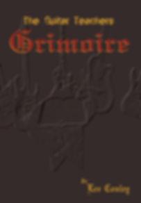 The Guitar Teachers Grimoire Book Cover Lee C. Conley