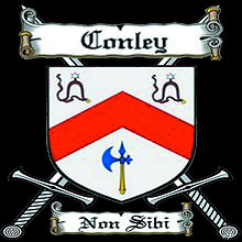 Lee C. Conley family crest