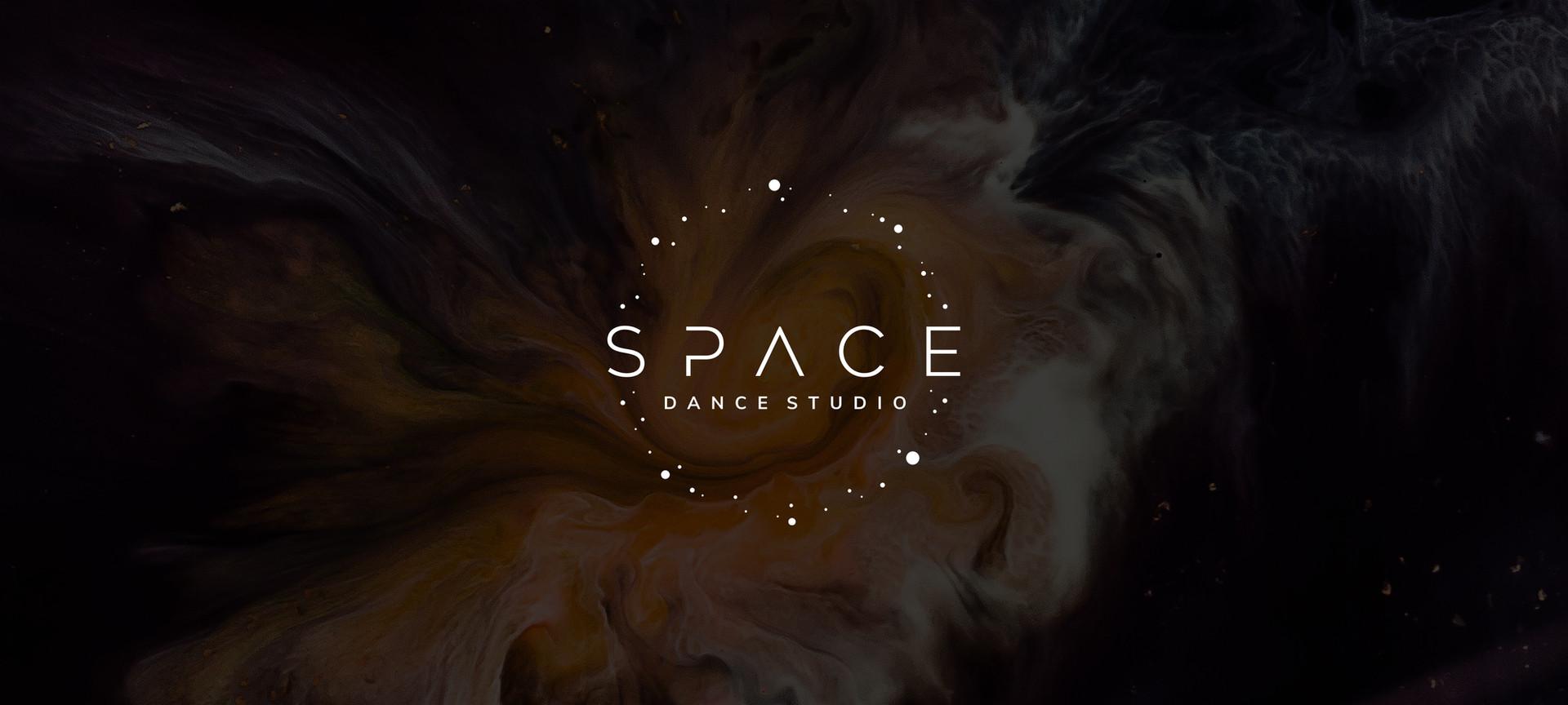 Logo design for Space Dance Studio