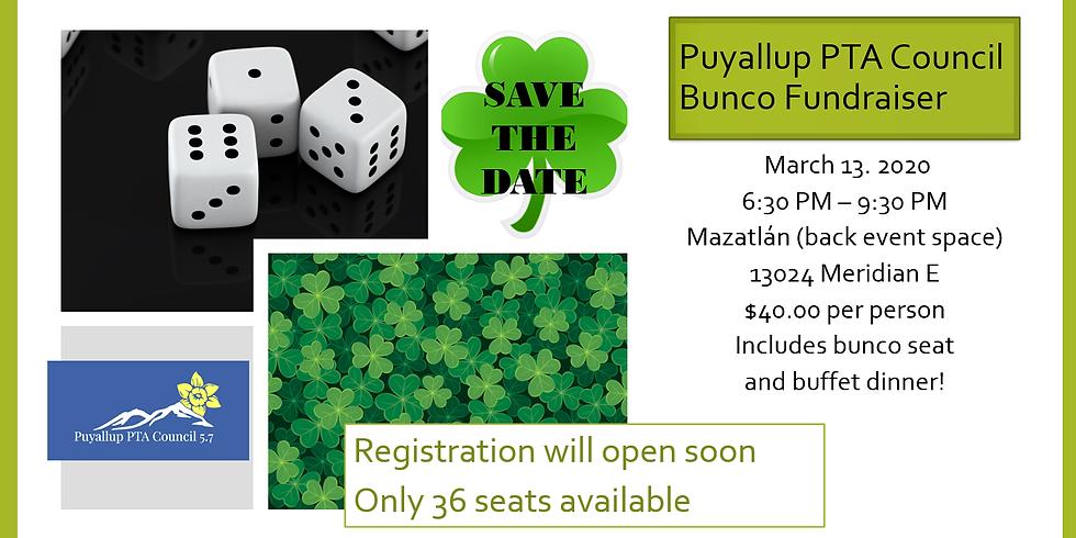 PPC Bunco Fundraiser