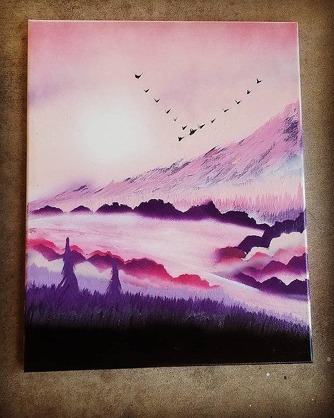 Pink Atmosphere