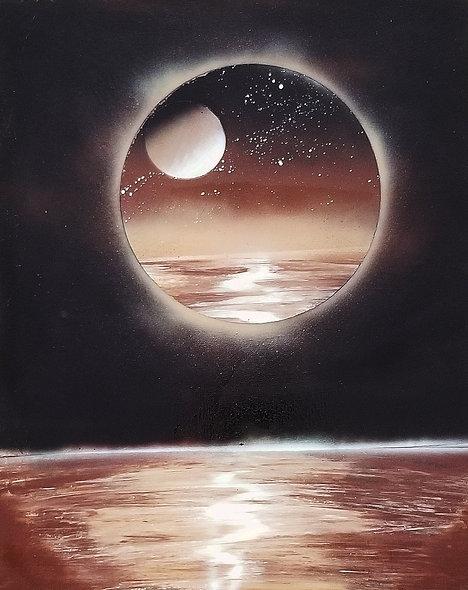 Brown Atmosphere